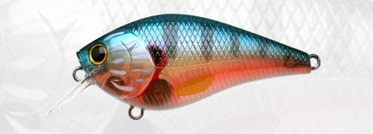 Lucky craft blog new rc crankbait colors for Lucky craft saltwater lures